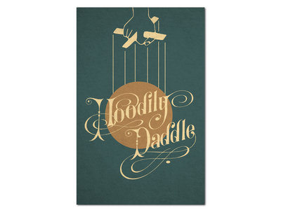 Hoodily Daddle (alt) - Poster main photo