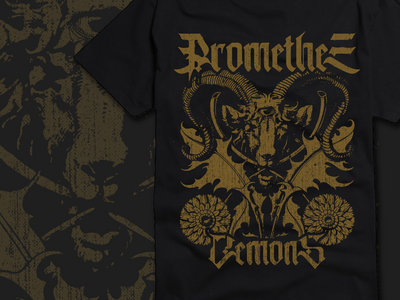 Demons T-shirt main photo