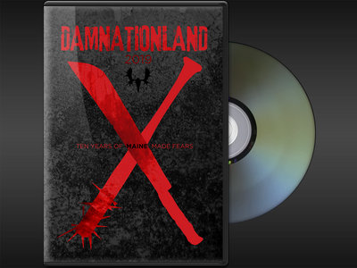 Damnationland 2019 DVD main photo