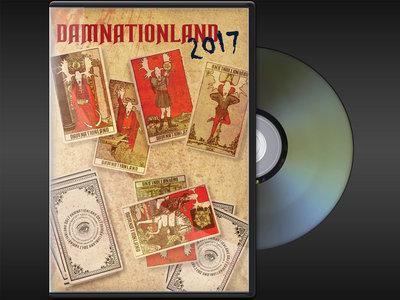 Damnationland 2017 DVD main photo