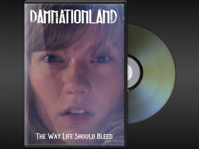 Damnationland 2015 DVD main photo