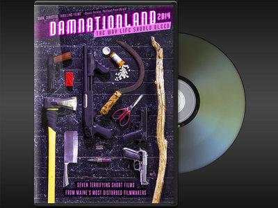 Damnationland 2014 DVD main photo