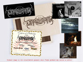 DARKESTRAH - 20th Anniversary Chronicles of Nomadic Conquest 5CD WOODEN BOX photo