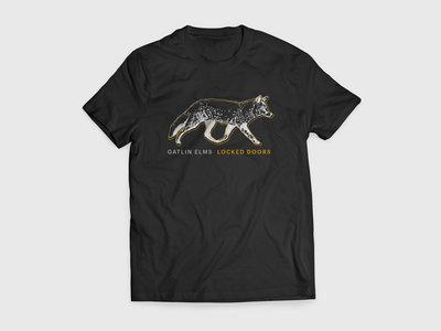 Fox & The Hound Shirt | Black main photo