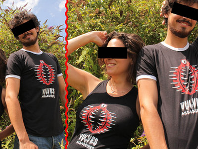 Le T-Shirt Vulves assassines (F/M) main photo