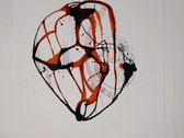 """Limited Edition Signed Art Print: """"Heart.Map"""" from Healing by Anna Salzmann photo"""