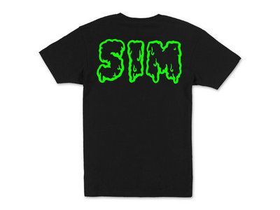 SXUL IN MXTIXN - SLIME GREEN - T-shirt main photo
