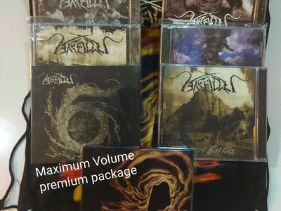 Maximum volume premium package main photo