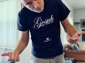 """Gosub """"Electro - Techno Soul"""" (Limited) Unisex Heavy Cotton T-shirt photo"""