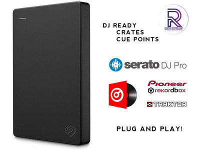 2TB Dj Ready Hard Drive main photo