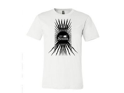 Land of Sunshine by THE DEMIX : white or black t-shirt main photo