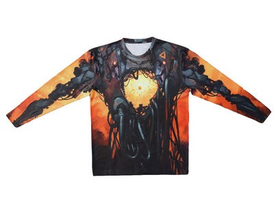Bionic Solar Hazard Suit All-Over Print Long-Sleeve T-Shirt main photo