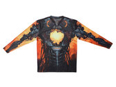 Bionic Solar Hazard Suit All-Over Print Long-Sleeve T-Shirt photo