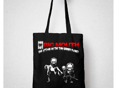 Tote bag The Attack On The Thin-Skinned Planet main photo