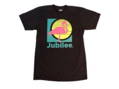 Jubilee Black Flamingo Tee main photo