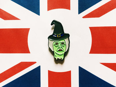 Wicked Witch of Westminster Pin Badge main photo
