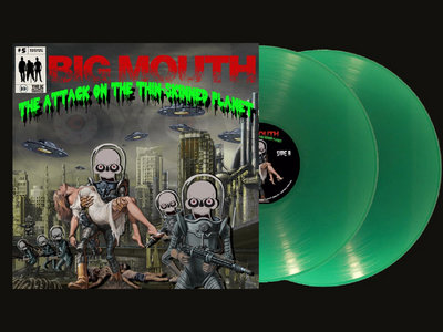 2LP The Attack On The Thin-Skinned Planet main photo