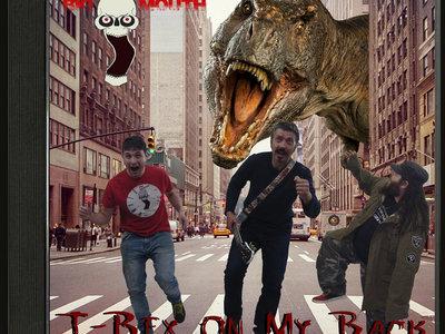 CD T-Rex On My Back main photo