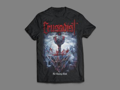The Unholy Grail t-shirt main photo