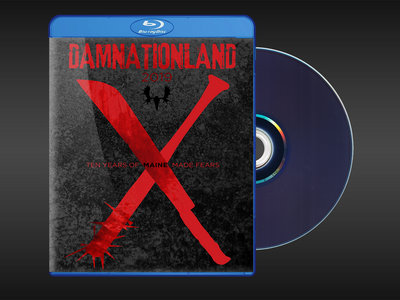 Damnationland 2019 Blu-Ray main photo