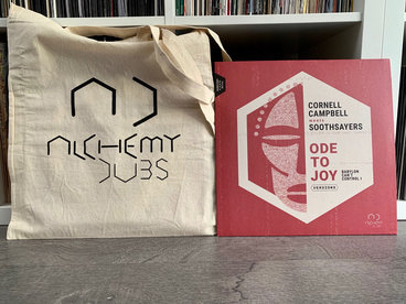 "SPECIAL DEAL! Tote bag + 12"" record main photo"