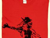 Bubble Boy Shirt red, size S, ladies photo