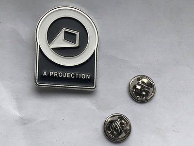A Projection Metal Pin Logo main photo