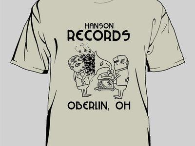 HANSON RECORDS 'Victrola Blast' T-shirt main photo