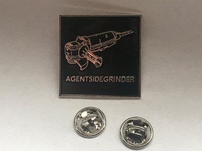 """Metal Pin """"Side Grinder"""" main photo"""