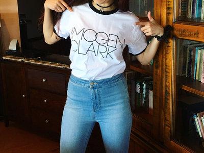 Imogen Clark Ringer Tee (Unisex) main photo