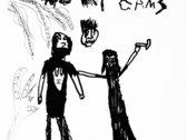 "AARON & LEO DILLOWAY ""Bad Dreams"" T-shirt photo"