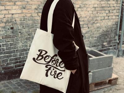 Before Fire - Tote bag main photo