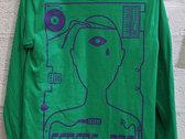 Ltd edition Long Sleeve 'Psynesthesia' T Shirt photo