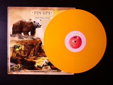 "Yellow Vinyl 12""LP main photo"