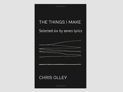 The Things I Make Lyric Book main photo