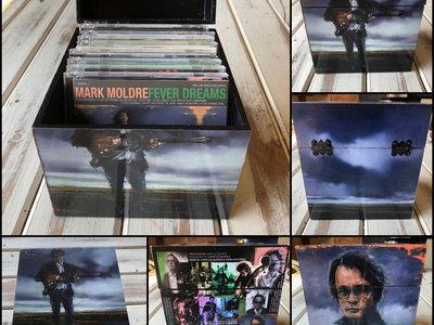 The Mark Moldre Handmade CD Box Set : 11 CD's main photo