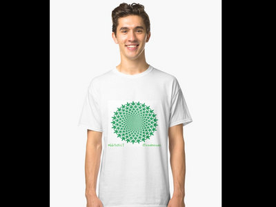 Geometric Cannabis!! Truth T-Shirts!! @realness112 #Cannabis #6630507 #Woke main photo