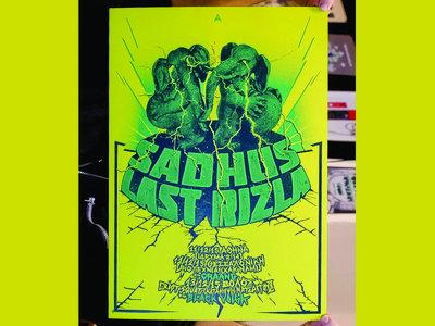 Sadhus 2015 Tour Poster (w/ Last Rizla) main photo