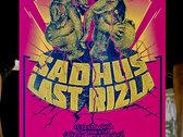 Sadhus 2015 Tour Poster (w/ Last Rizla) photo