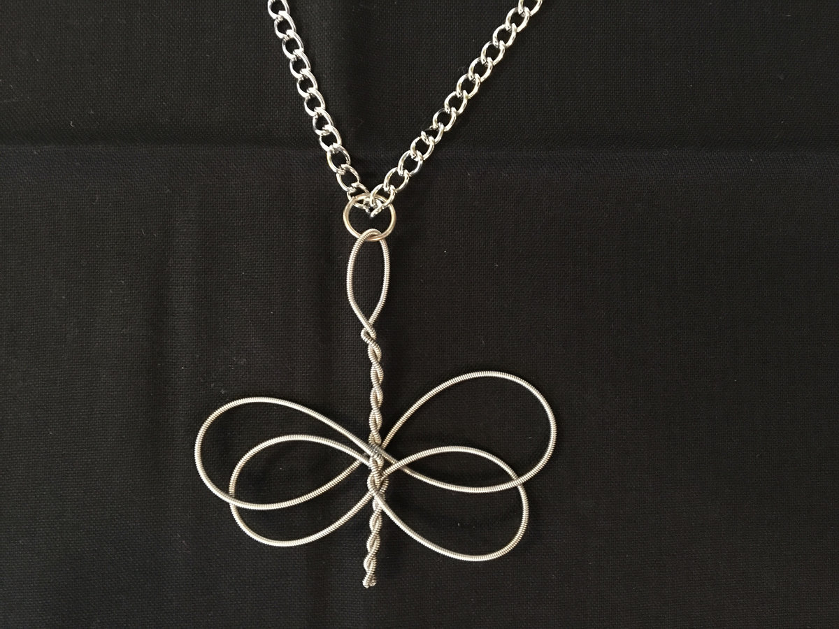 Dragonfly Celtic Heartstring Marc Gunn
