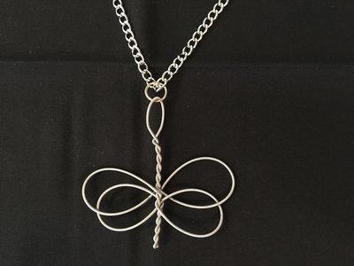 """""""Dragonfly"""" Celtic Heartstring main photo"""