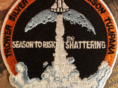 Shattering  Mission Patch main photo