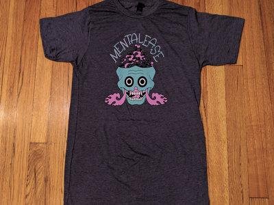 "Mentalease ""Brain Vapor"" T-shirt - Purple main photo"