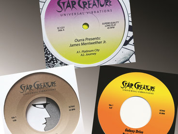 3x Vinyl Records Bundle Up Pack main photo