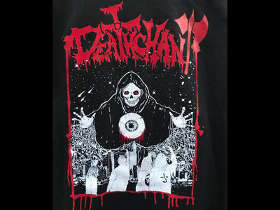 REAPER EYEBALL SHIRT main photo