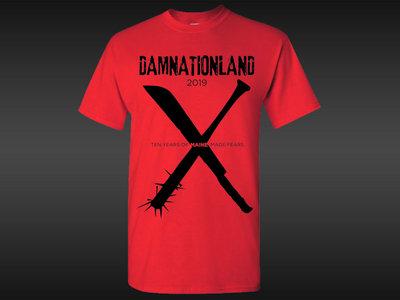 Damnationland 2019 T-Shirt main photo