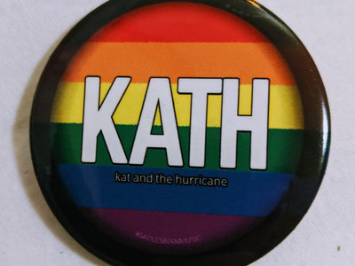 "2.25"" KatH Rainbow Button main photo"