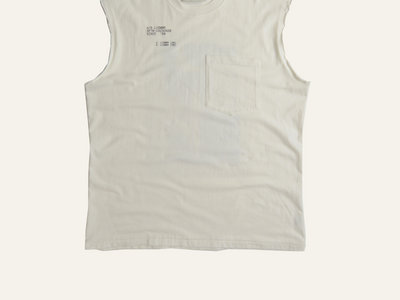 "SONG FOR THE MUTE WITH SVEN VÄTH - ""SET"" SLEEVELESS TANK / LIMITED EDITION main photo"