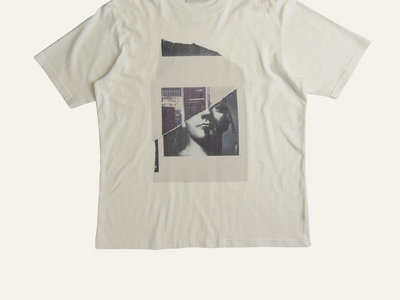 """SONG FOR THE MUTE WITH SVEN VÄTH - """"PORTRAIT"""" OVERSIZED TEE / LIMITED EDITION main photo"""