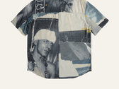"SONG FOR THE MUTE WITH SVEN VÄTH - ""SVEN"" OVERSIZED S/S SHIRT / LIMITED EDITION photo"